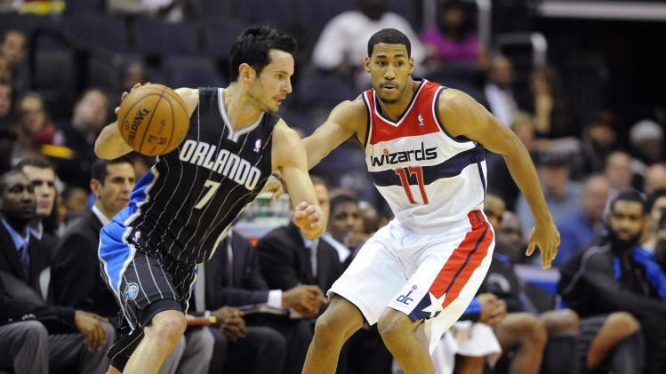 NBA: Orlando Magic at Washington Wizards