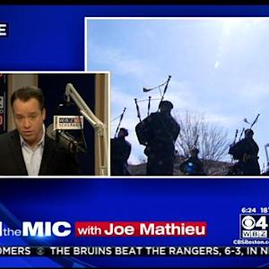 Behind The Mic With Joe Mathieu: Gay Rights Group Allowed To March In Southie Parade