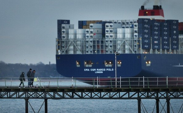 The Worlds Biggest Container …