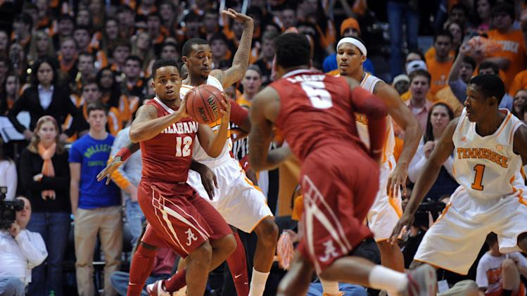 NCAA Basketball: Alabama at Tennessee