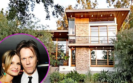PICS: See Inside Kevin Bacon, Kyra Sedgwick&#39;s New $2.5 Million Home