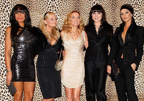 Spice Girls Reuniting for Queen Elizabeth's Diamond Jubilee