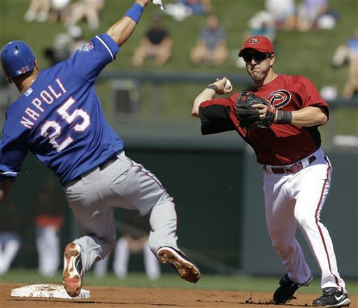 Andrus has another big game in Rangers rout