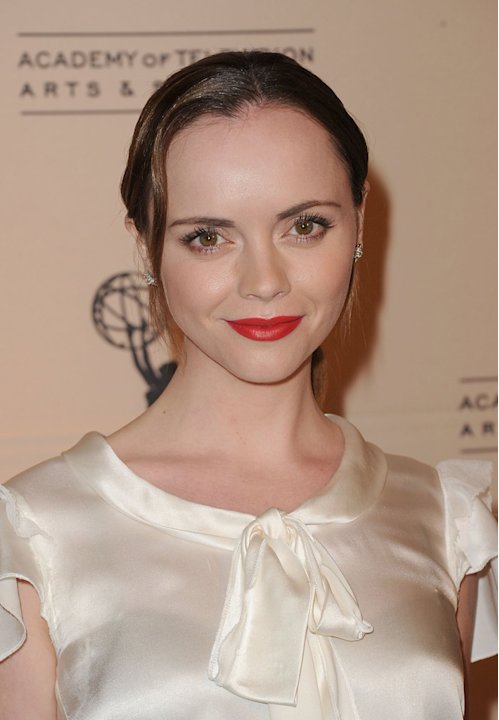 Christina Ricci arrives at the 4th Annual Television Academy Honors held at Beverly Hills Hotel on May 5, 2011 in Beverly Hills, California.