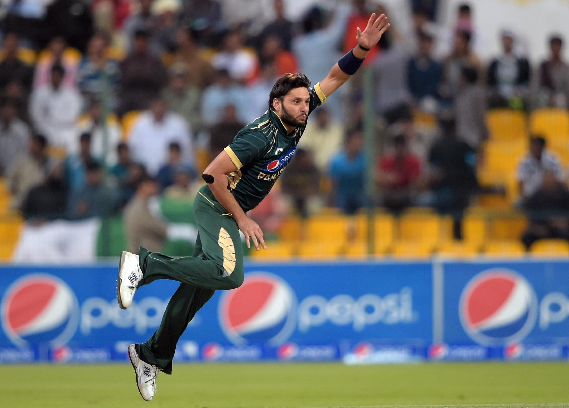 Afridi to quit one-dayers after World Cup