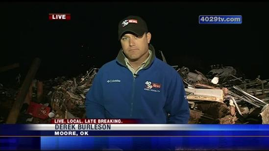 Recovery starts in Oklahoma following the deadly tornado