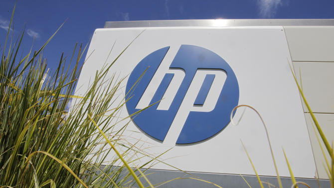 HP's 2Q offers hope even as revenue slump deepens