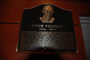 I'd Bring Back Steve Yzerman to the Detroit Red Wings