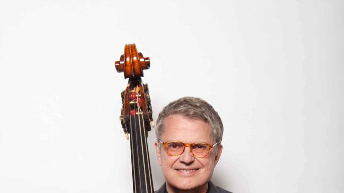 This 2010 photo released by Decca shows Jazz bassist Charlie Haden. Haden will be basking in the recognition of his peers as he receives a Grammy Lifetime Achievement Award this weekend. (AP Photo/Decca)