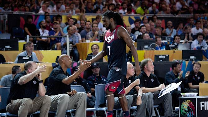 There aren't many coaches who wouldn't welcome Kenneth Faried. (AP Photo)