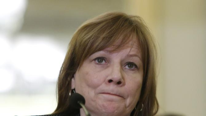 GM CEO Barra testifies before Senate subcommittee in Washington