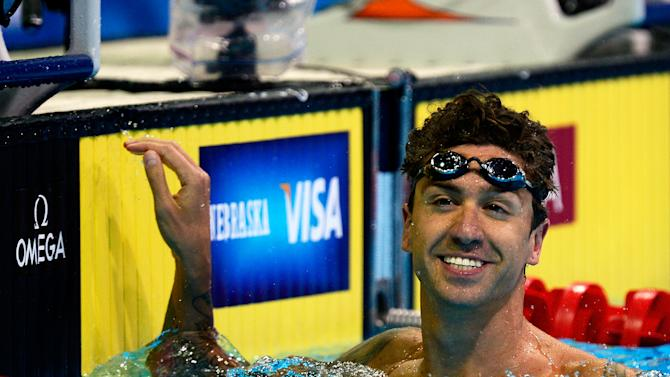 2012 U.S. Olympic Swimming Team Trials - Day 7