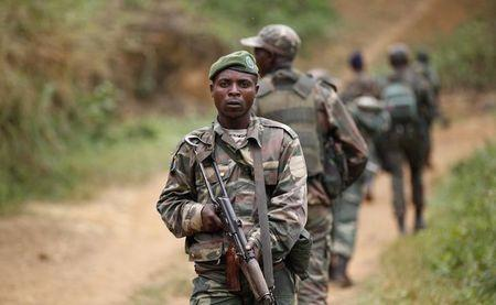 Seven hacked to death in Congo hospital, dozens killed in clashes with Ugandan rebels