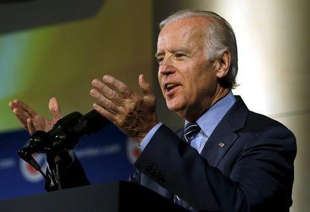 U.S. Vice President Joe Biden delivers remarks at the U.S.-Ukraine Business Forum in Washington