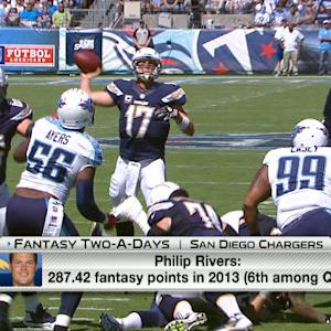 'NFL Fantasy Live': San Diego Chargers Two-A-Days