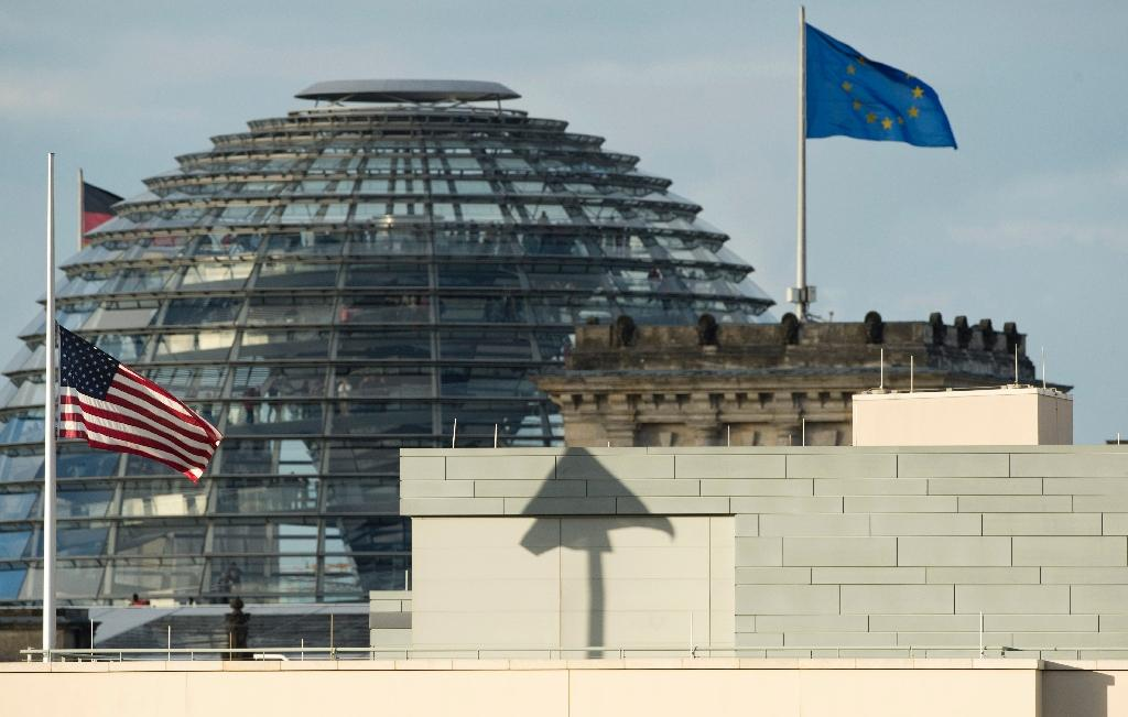 Germany's Merkel defends cooperation with US spy agency