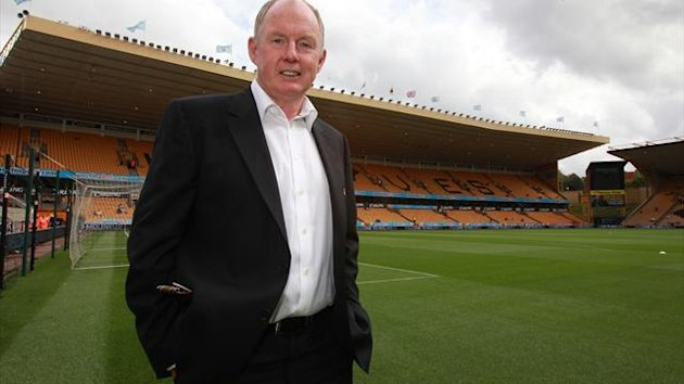 Steve Morgan will step down as Wolves chairman if there is demand for it to happen.