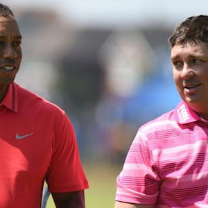 Gottlieb: Tiger Woods accused of affair with Dufner's wife