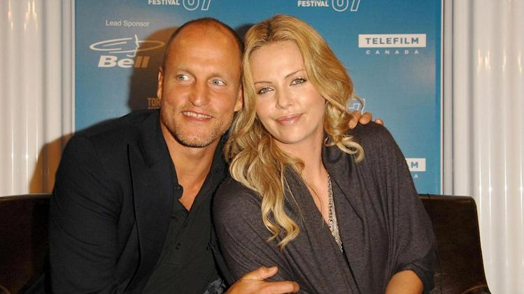 Charlize Theron Woody Harrelson 2007