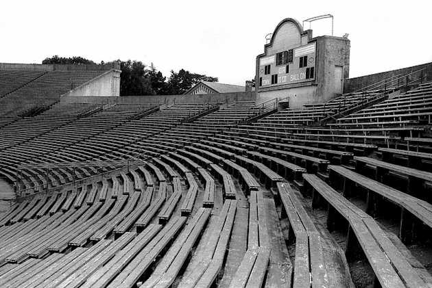 Kezar Stadium, San Francisco