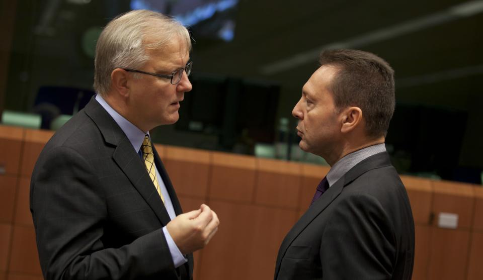 Eurozone seeks accord on Greece aid