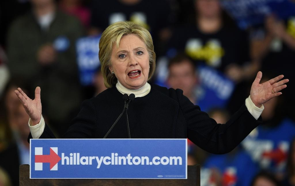 Dozens of newly released Clinton emails now classified