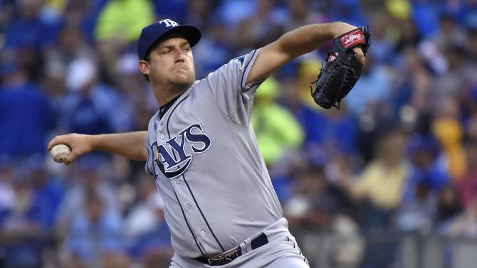 Tampa Bay Rays v Kansas City Royals - Game Two