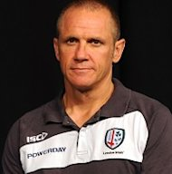 Brian Smith, pictured, has described Jonathan Joseph as a 'class act'