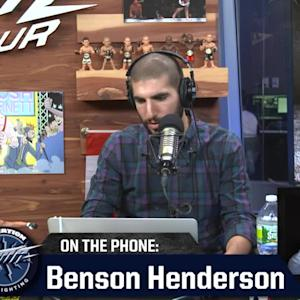 The MMA Hour - 205 - Benson Henderson