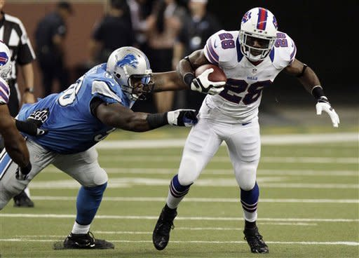 Lions beat Bills 38-32 in final preseason game