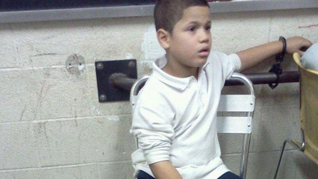 7-Year-Old Handcuffed Over $5, Says Suit (ABC News)