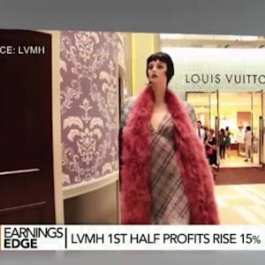 LVMH Beats Estimates on Leather-Goods and Wine Sales