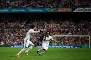 Athletic Bilbao 0-3 Real Madrid: Ronaldo reaches 50 for the season in resounding San Mames triumph