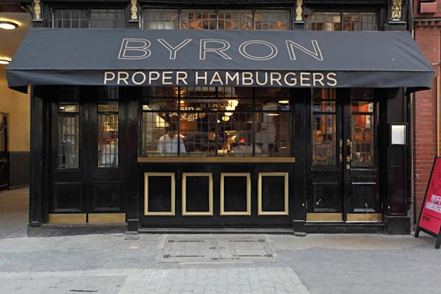 London's burger revolution