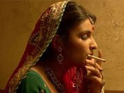 Parineeti Chopra turns smoker for SHUDDH DESI ROMANCE