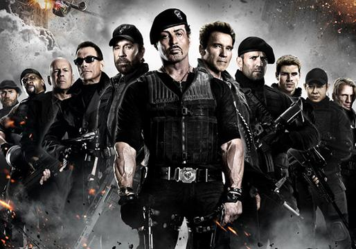 Sylvester Stallone's The Expendables to Become Event Series at Fox