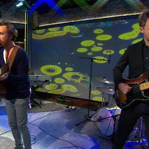 "Saturday Sessions: Guster performs ""Satellite"""