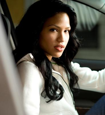 Cassie in Touchstone Pictures' Step Up 2 the Streets