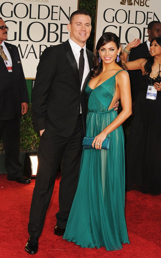 Channing Tatum and Jenna  …