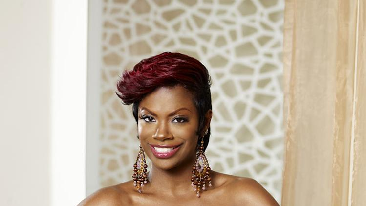 "Kandi Burruss stars in ""The Real Housewives Of Atlanta."""