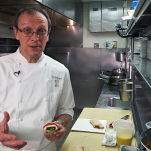 School lunch tips from a gourmet chef