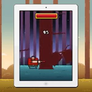 TIMBERMAN TIMEWASTER