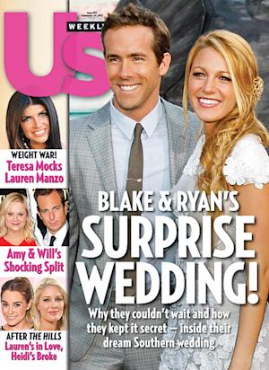 Blake Lively's Sisterhood of the Traveling Pants Costars Attended Her Wedding to Ryan Reynolds