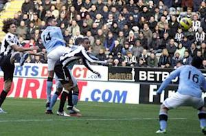 Javi Garcia: Newcastle victory proves City can hunt down Manchester United