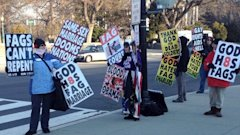 abc westboro baptist church protesters thg 130327 wblog Live Updates: Day 2 of Gay Marriage at the Supreme Court