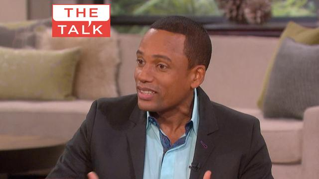 The Talk - Hill Harper on New Book