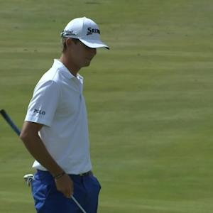 Smylie Kaufman goes low at United Leasing