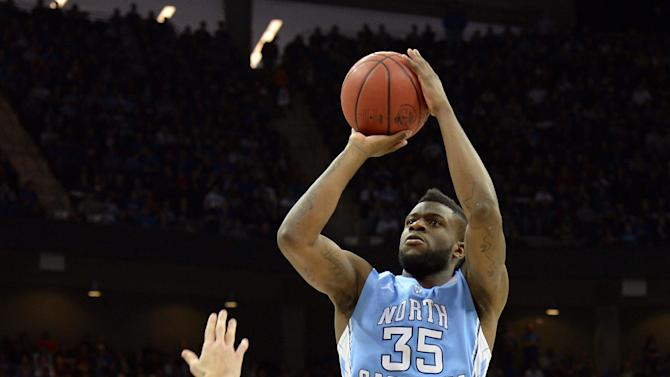 NCAA Basketball: NCAA Tournament-Kansas vs North Carolina