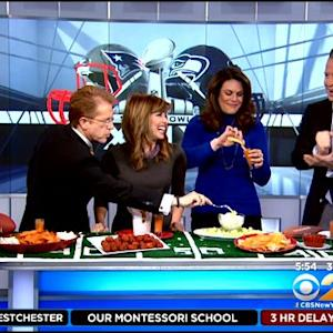 CBS2's Favorite Super Bowl Recipes: Part 1
