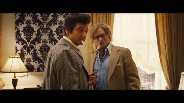 "A-listers star in '70s flashback ""American Hustle"""